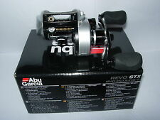 ABU GARCIA REVO 3 RVO3STX-HS-L LEFT HAND WIND Low Profile  Baitcaster Reel