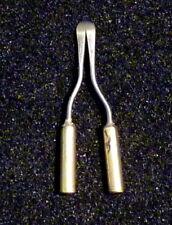 PYROGRAPHY TOOL PEN: FLAT SHADER - 3 mm BRASS SHANKS