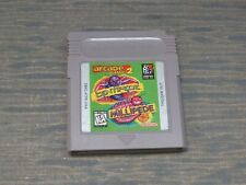 Arcade Classic 2:Centipede/Millipede GameBoy Game (Tested & Working)