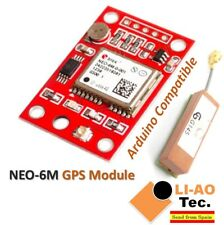 GPS Module with Small Antenna Compatible with NEO-6M GY-NEO6MV2
