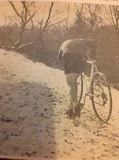 Ephemera 1960 Cycling Picture Ken Knapman Marden C R C Shirley Hills