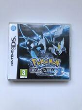 Pokemon Black Version 2 Nintendo DS Game