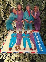 ABBA , Gracias por la musica Lp rotes Vinyl mit Banderole (Japan), rare