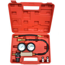 Cylinder Leak Tester Petrol Engine Compression Leakage Leakdown Detector Kit Air