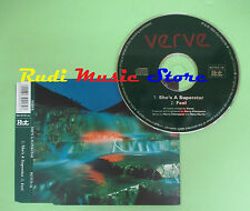 CD Singolo VERVE SHE'S A SUPERSTAR 1992 ENGLAND HUTCD 16 (S16) no mc lp dvd vhs