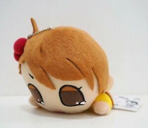 "Puchimas! Petit Idolmaster Koami Mami Banpresto 6"" Keychain Plush TAG Japan"
