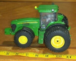 ERTL 1/32 Scale John Deere 7820 Diecast Tractor with Duals farm toy Rare HTF