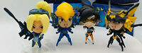 Blizzard Cute But Deadly Series 2 Four Action Figures New Open Box Lot Of 4