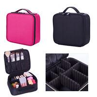 Women Professional Cosmetic Case Beauty Brush Makeup Bag Travel Bags