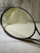 "Prince Pro Oversize Aerodynamic Tennis Racquet - Racket 4 1/2"" Grip"