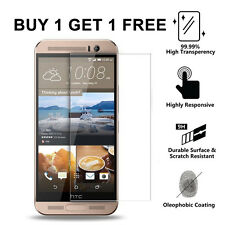 For HTC One M9 Ultra-Thin Premium Tempered Glass Screen Film