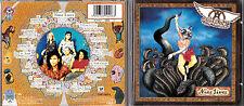 CD Enhanced 14 TITRES AEROSMITH NINE LIVES DE 1997 TBE