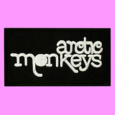 Arctic Monkeys #3 Music Rock Band England Jacket Shirt Embroidered Iron On Patch