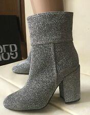 Ankle boots GOLD & GOLD Women's, silver color, size 38  Stivaletti Donna, grigio