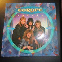 Europe Carrie vinyl single