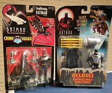 BATMAN The Animated Series Kenner Set Of 2 Action Figures Stealthwing