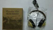Canadian Club Retro Headset Collectables