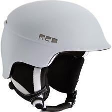 RED Theory Ski Snowboard Helmet White Small (55-57 CM) - New!