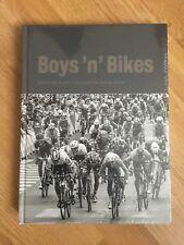 """Livre cyclisme """"Boys 'n' Bikes"""