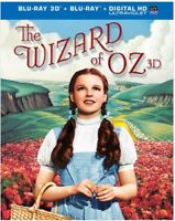 The Wizard of Oz (75th Anniversary) [New Blu-ray 3D] With Blu-Ray, Anniversary