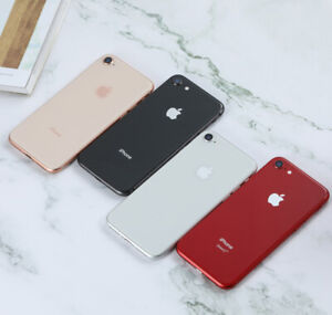 NEW Apple iPhone 8 64GB | 256GB (GSM UNLOCKED) GREY | SILVER | GOLD | RED
