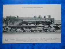 """MACHINE N°3054  Type """"Pacific"""". pour Trains Rapides. Const. en 1909. (Midi)"""