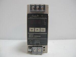 Omron S8VS-12024A Power Supply 24 VDC 5 Amp S8VS12024A PS 24V S8VS-12024-A