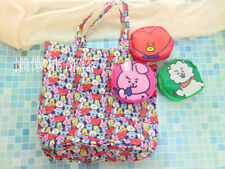 Anpanman doraemon mermaid Reusable Shopping Bags travel manga handbag bag new