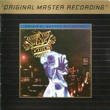 Jethro Tull - War Niños - Raro 24k Oro Disco CD - Móvil Fidelity Mfsl Ultradisc