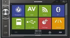 Macrom Sorgente 2DIN con Navigazione e Bluetooth M-DL5000  Nuovo imballato