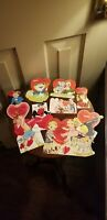 LOT OF VINTAGE VALENTINES DAY GREETINGS CARDS