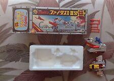 TOMY Dinosaur Corps Koseidon FAITUS I & II vintage toy MIB Japan anime chogokin
