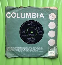 "Frank Ifield - Summer Is Over / True Love Ways DB 7355 7"" single 3 for 1 on post"