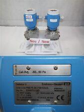 Endress + Hauser deltabar s pmd75-Abj 7 bb 1 daaa diferencia de presión diferencial presión trans