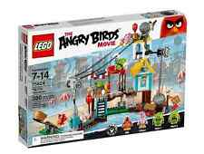Lego Angry Birds - Pig City Teardown - 75824 -  AU Stock In Hand