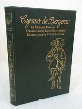 Edmond Rostand CYRANO de BERGERAC Easton Collector's Library of Famous Editions