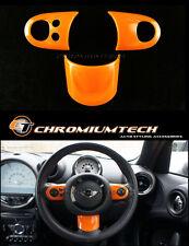 MINI Cooper/S/ONE ORANGE MF Steering Wheel Cover R56 R57 R58 Coupe R59 Roadster