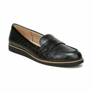 Women's LifeStride Zee Slip-ons Black Croco