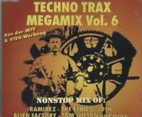 Technotrax Megamix 06 Ramirez, Ethics, Josh, Alien Factory, Tom Wils.. [Maxi-CD]