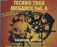 Technotrax Megamix 06 Ramirez, Ethics, Josh, Alien Factory, Tom Wils.. [Maxi-CD]