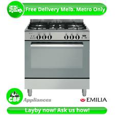 EMILIA Romagna 80cm DI865MVI4 Upright Gas Cooker Stove Elec Grill 116L Oven LPG