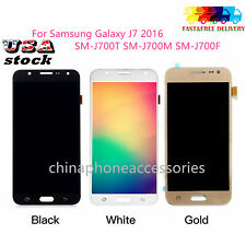 Fit For Samsung Galaxy J7 2016 SM-J700T SM-J700M SM-J700F LCD Touch Digitizer