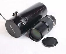 Yashica ML 300mm f/5.6 Contax yashica Mount telephoto lens