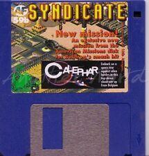 Amiga Format - Magazine Coverdisk 59b - Syndicate (Extra Mission) <MQ>