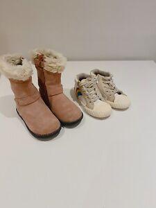 size 6 infant girls shoes bundle