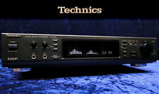 Technics SH-GE90 Parametric Equalizer & D.S.P. Digital Sound Prozessor EQ GE 90