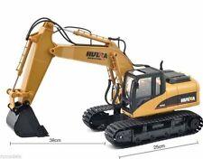 radio remote Control Construction Excavator digger 15 Channel 2.4G system  UK