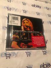 Live by Alison Krauss & Union Station (CD, Nov-2002, 2 Discs, Universal...