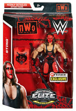 """""""Sting (NWO Wolfpac)"""" - Ringside Exclusive Mattel Toy Wrestling Action Figure"""