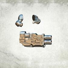 Legion Magma Cannon (3) Bitz Kromlech Résine KRCB162